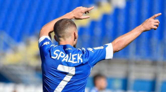 Brescia calcio Spalek