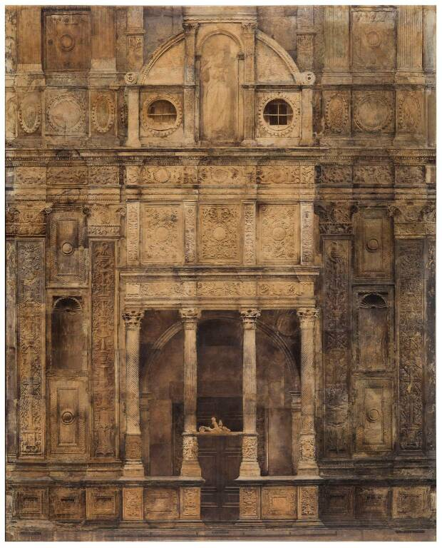 Brescia Musei Giacomo Rossetti