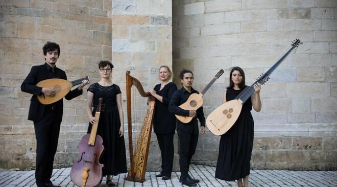 ensemble Concerto di Margherita
