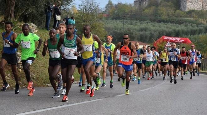 half marathon Padenghe