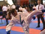 lucrezia molgora karate nakayama