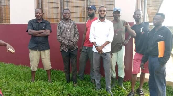 Maison de paix di Ndunga