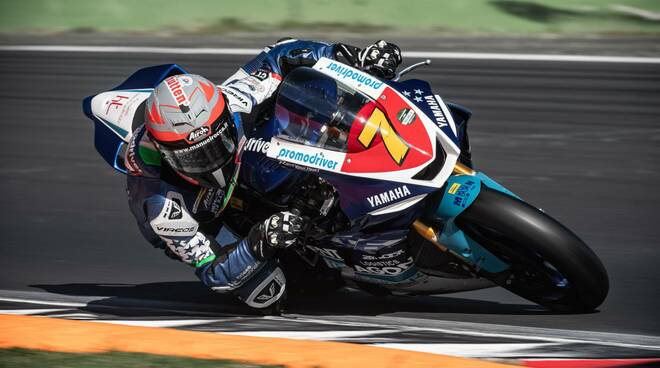 Manuel Rocca Motociclismo 600