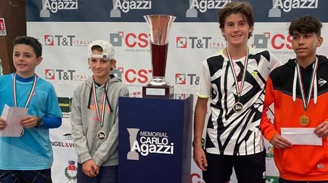 Memorial Carlo Agazzi 2021 i finalisti