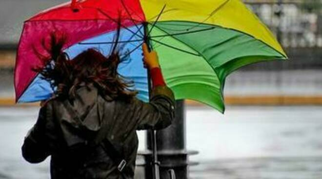 meteo freddo e vento
