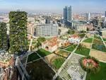 agricoltura urbana Milano bosco urbano verticale