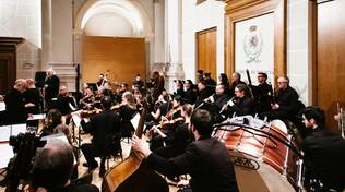 orchestra Studio Conservatorio Luca Marenzio