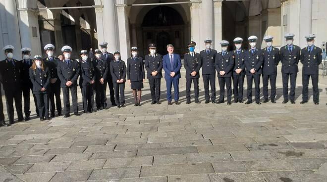 polizia locale brescia, nuovi assunti