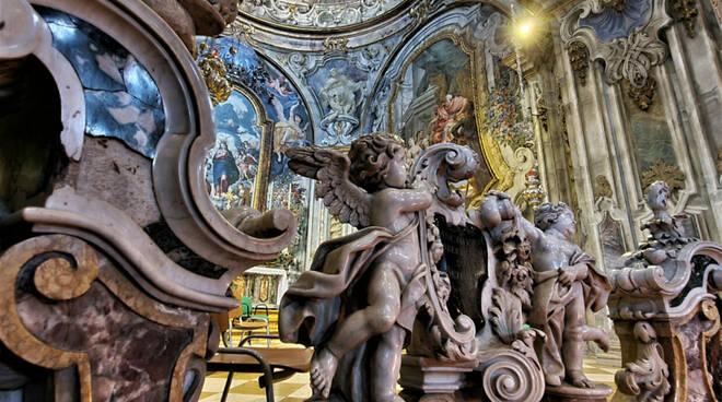 San Francesco Cappella dell'Immacolata