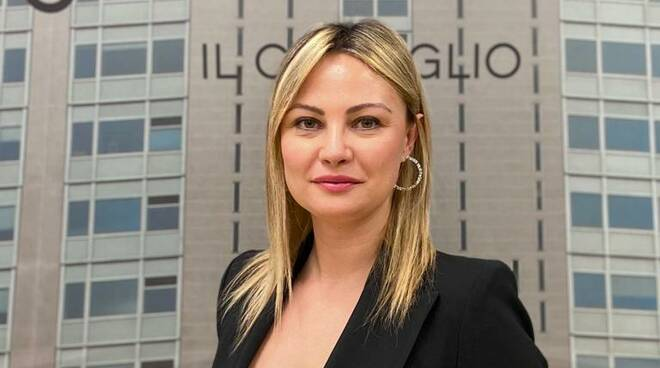Simona Tironi Forza Italia