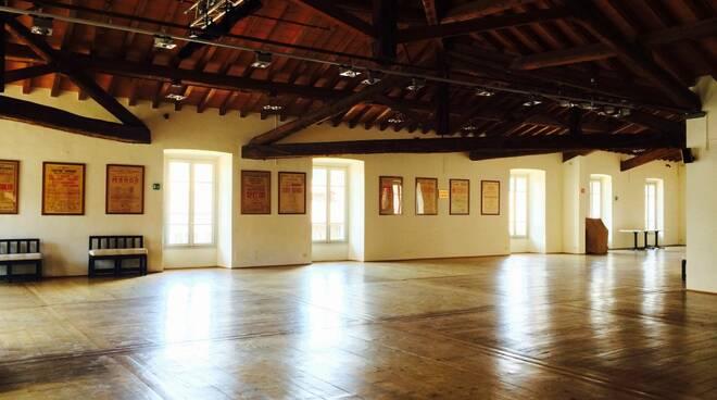 Teatro Grande Salone delle Scenografie