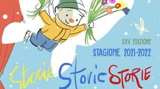 Teatro Telaio locandina Storie storie storie