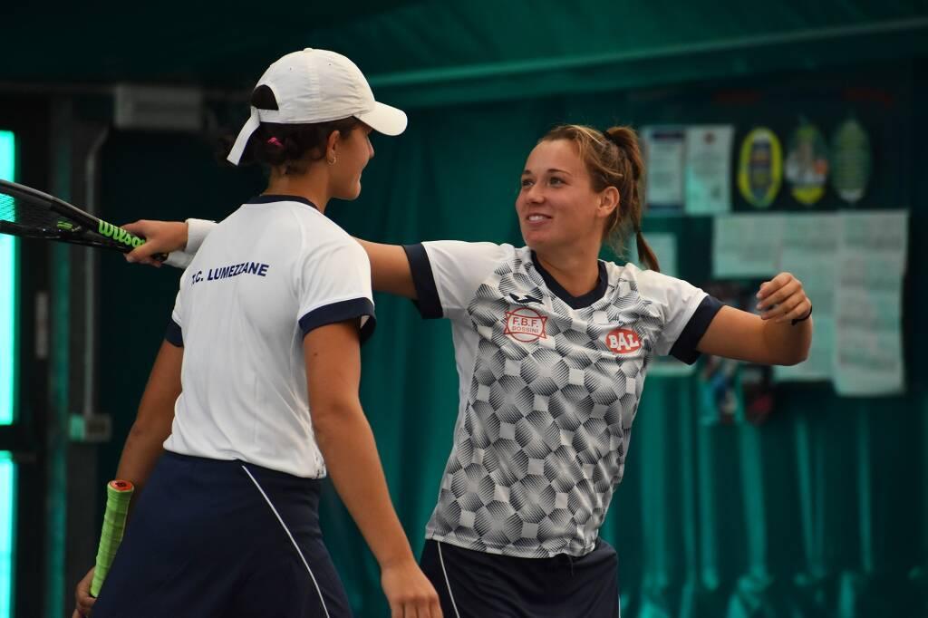 Tennis Bal Lumezzane In-Albon Rubini