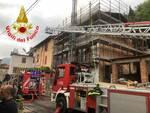 vigili fuoco villanuova sul clisi